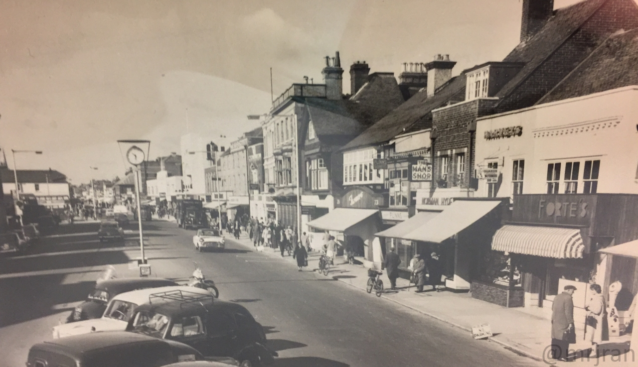 A Guide To The Shops Of West Street 20th Century Fareham